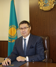 在日カザフスタン共和国特命全権大使 イエルラン・バウダルベック・コジャタエフ